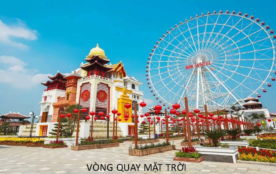 Vòng quay mặt trời - Hải Châu, Đà Nẵng