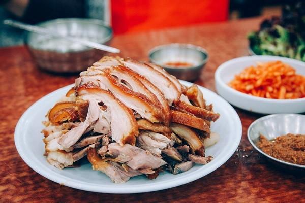 Những khu phố ẩm thực hấp dẫn nhất Seoul
