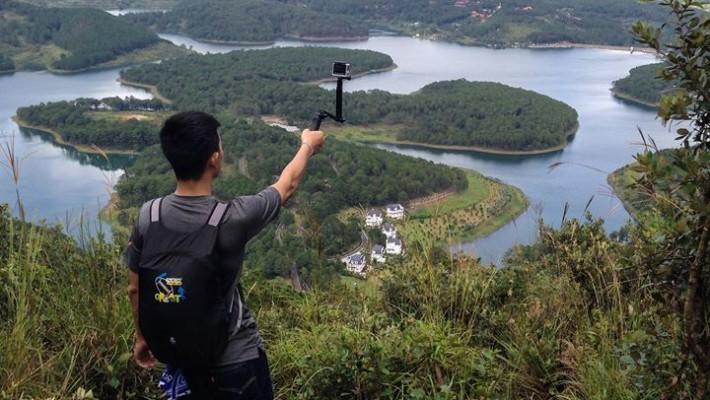 Review chinh phục đỉnh Pinhatt – Đà Lạt