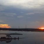 [Review] Chia sẻ cung đường xe máy vòng quanh hồ Trị An