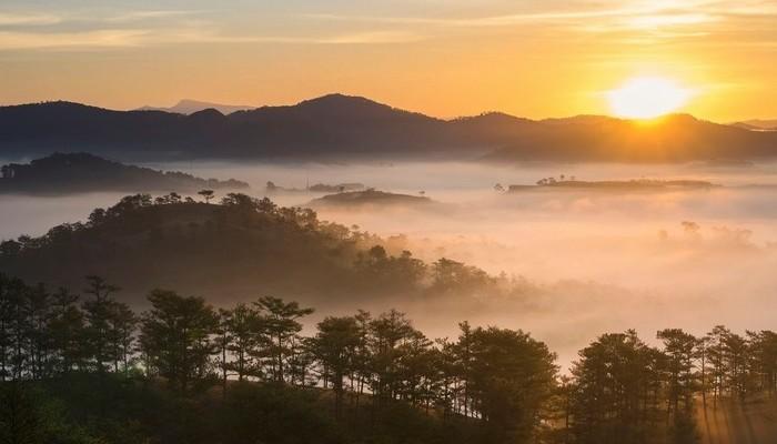 [Review] Đồi Thiên Phúc Đức – Đà Lạt (Lâm Đồng)