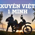 Kinh nghiệm lên lộ trình & phượt xuyên việt bằng xe máy một mình