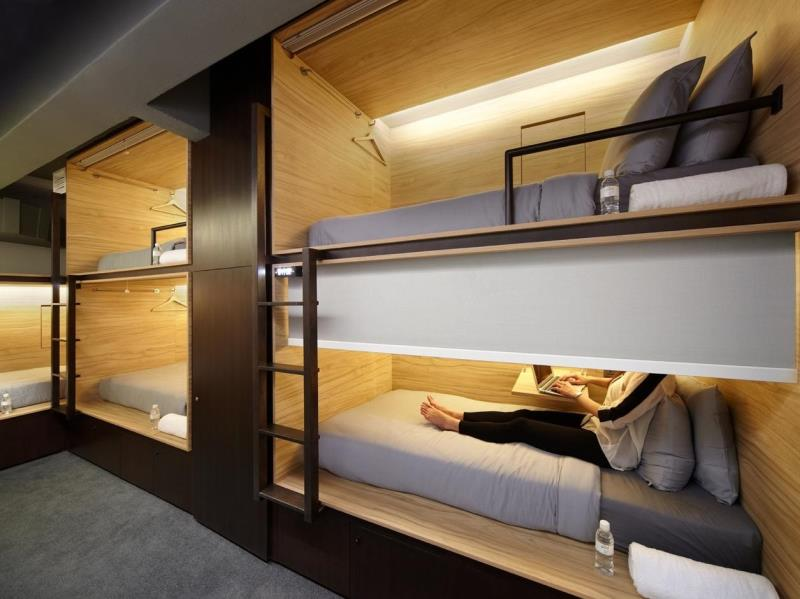 The Pod @ Beach Road Boutique Capsule Hotel