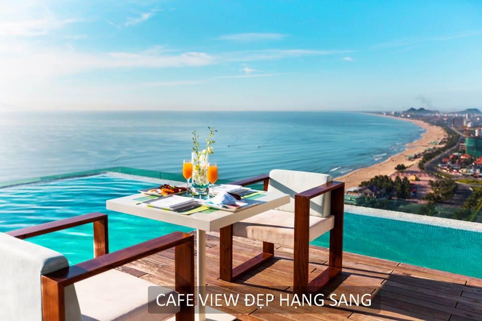 Cafe View cảnh đẹp khó cưỡng từ của Đà Nẵng