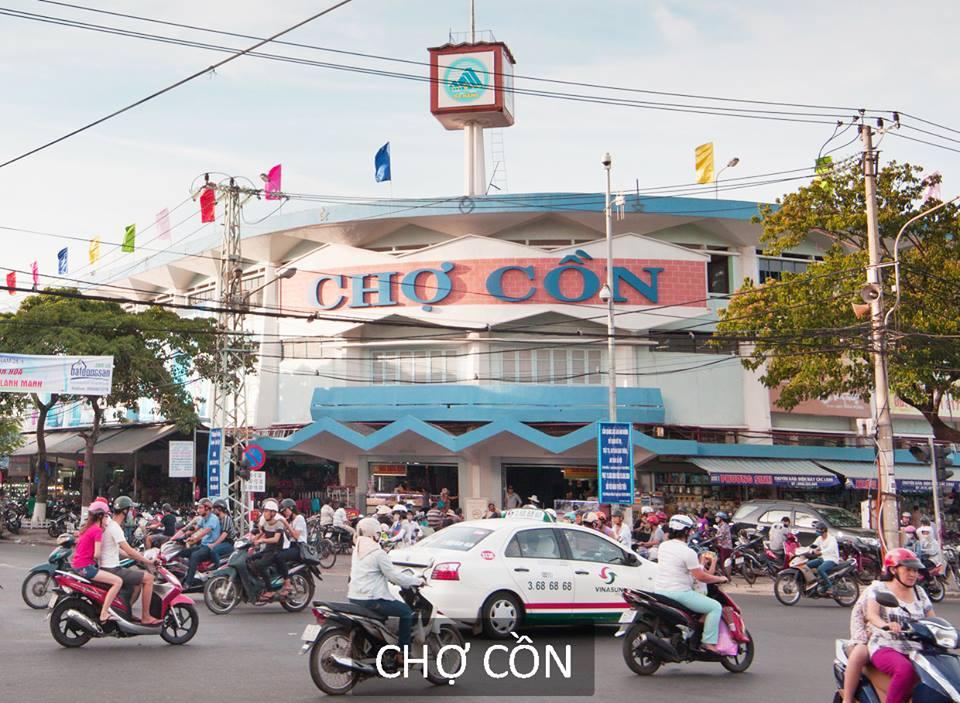 Chờ cồn - trung tâm thương mại nhộn nhịp nhất của Đà Nẵng
