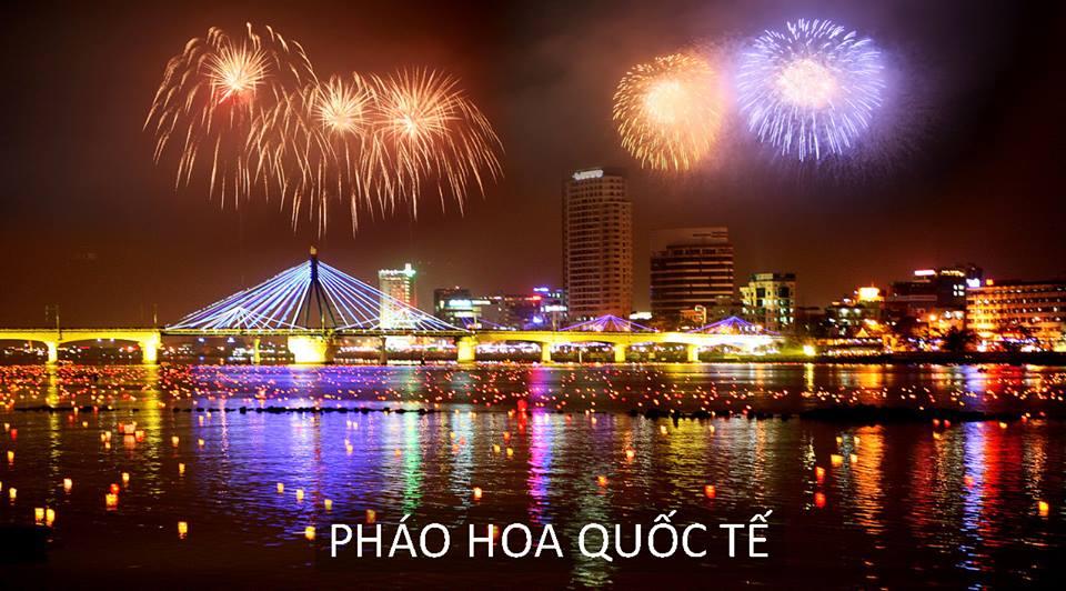 Lễ hội pháo hoa Đà Nẵng đỉnh cao của ánh sáng