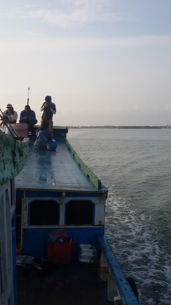 Du lịch phượt đảo thạch an huyện cần giờ