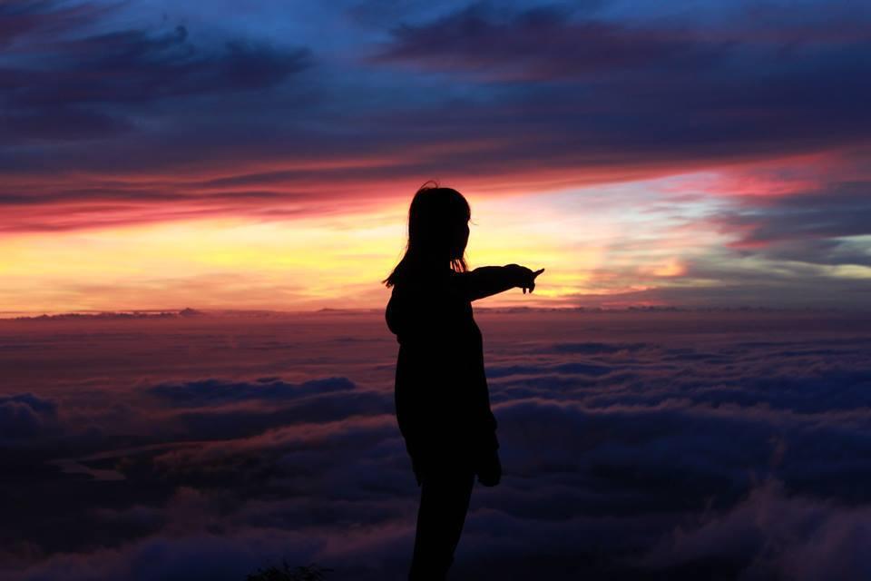 Photo of Review núi Bà Đen tối qua và sáng nay (26-27/02/2016)