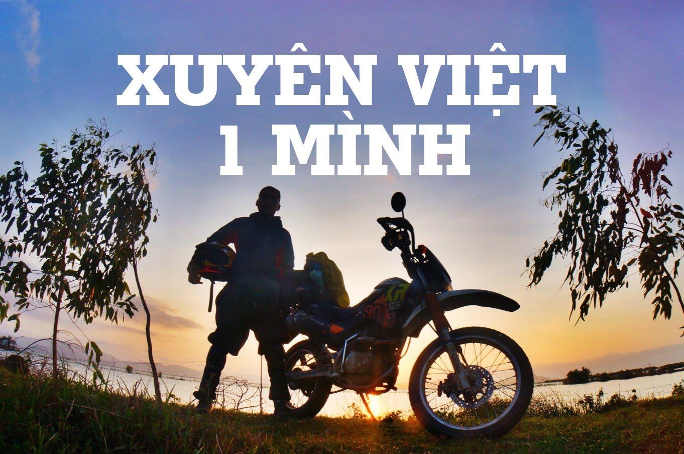 Photo of Kinh nghiệm lên lộ trình & phượt xuyên việt bằng xe máy một mình