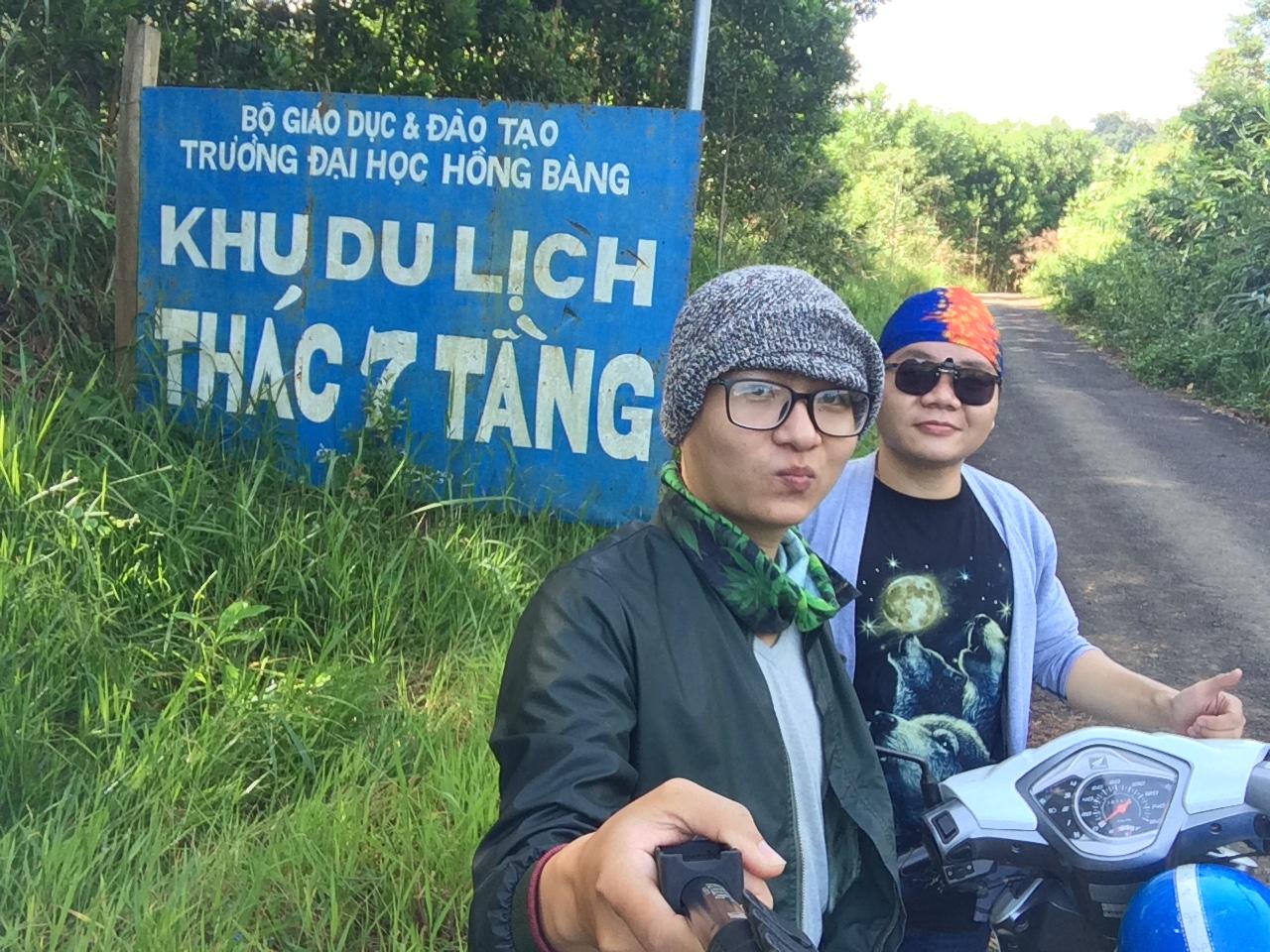 Photo of [Review] Thác 7 tầng ở Lộc Thành – Bảo Lộc – Lâm Đồng – Việt Nam