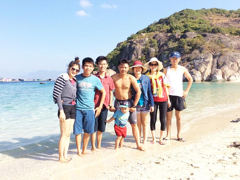 Photo of Review chuyến phượt Bình Ba, kinh nnghiệm du lịch đảo Bình Ba, Nha Trang